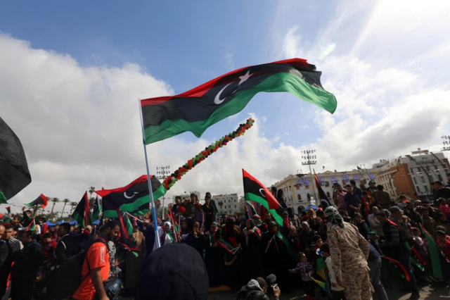 Libyans mark fifth anniversary of the uprising